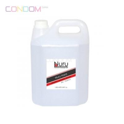 Nuru Gel Hard 5,000 ML ขายถุงยาง ขายเจลหล่อลื่น ขายเจลนวด  ขายเครื่องสำอาง สำหรับผู้ชาย