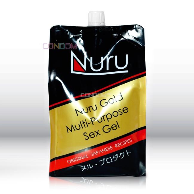 ขาย Nuru Gel Gold 1,000 ml ขายถุงยาง ขายเจลหล่อลื่น ขายเจลนวด  ขายเครื่องสำอาง สำหรับผู้ชาย