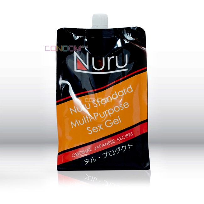 ขายนูรุเจล Nuru Gel Standard 1,000 ml ขายถุงยาง ขายเจลหล่อลื่น ขายเจลนวด  ขายเครื่องสำอาง สำหรับผู้ชาย