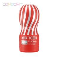 Tenga Air Tech Regular ทำจากซิลิโคนเกรดพรีเมี่ยมที่นุ่มนวลให้สัมผัสที่ยืดหยุ่นนุ่มสบาย