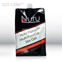 ขายนูรุเจล Nuru Gel Platinum 1,000 ml ขายถุงยาง ขายเจลหล่อลื่น ขายเจลนวด  ขายเครื่องสำอาง สำหรับผู้ชาย