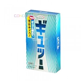 ถุงยางญี่ปุ่น Sagami 5 Stages Tight-Fit Condom