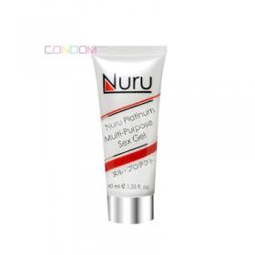 Nuru Gel Platinum 40